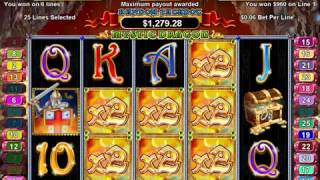 Mystic Dragon Slot (RTG) - Freespin Feature - Ultra Big Win 2000x Bet(The Mystic Dragon Slot is one of the best RTG slots. All serious RTG Casinos here: http://casino-info.tv/rtg-casinos.html., 2016-11-07T14:20:11.000Z)