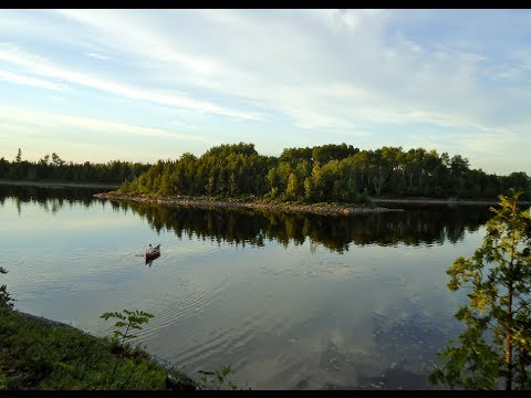 Canoe Camping Guide to La Vérendrye Wildlife Reserve