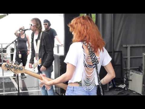 April Hate Nirvana Tribute  About a GirlSchoolNegative Creep  @ Montebello Rockfest