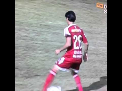 Caracas FC - Estudiantes de Merida. Gol a los 18 segundos