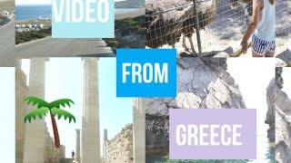 ☼GREECE☼//Поездка в Грецию// В ВИДЕО НЕ ВСЕ МЕСТА ,КОТОРЫЕ Я ПОСЕТИЛА//  Остров Родес(В этом видео я покажу вам мою поездку в Грецию, остров Родес✦ не забудьте подписаться;поставить палец..., 2016-09-08T15:53:46.000Z)