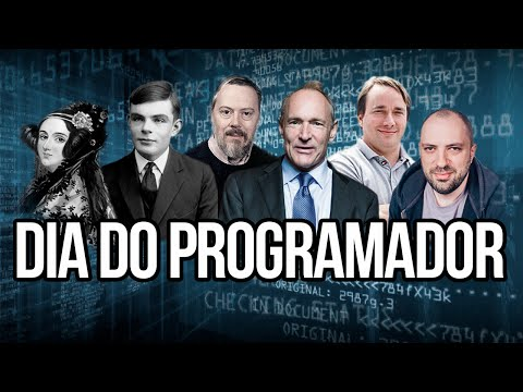 Dia do Programador: alguns GRANDES Programadores da História