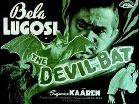 1940 THE DEVIL BAT - Bela Lugosi, Suzanne Kaaren - Full movie