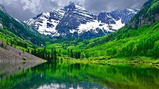 Peaceful Relaxing Instrumental Music, Meditation Music Journey to the Mountains By Tim Janis