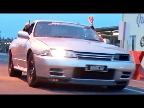 1000HP R32 Nissan Skyline GTR!