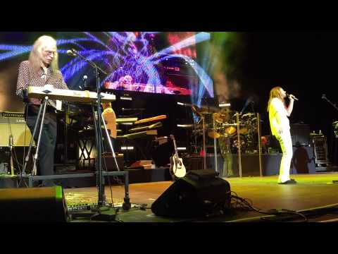 Yes - Freedom Hill Theater - Sterling Heights, MI, August 15, 2015