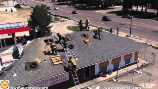 Aurora Fire Department - Aerial Video by Got Aerial llc. www.gotaerial.com