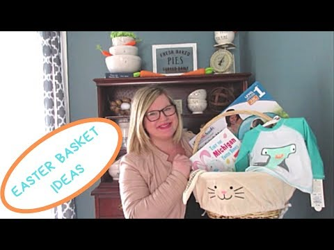 whats-in-my-baby-easter-basket-|-2-month-old-boy