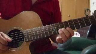 夜曲 intro guitar part tutorial (slow version) Mp3