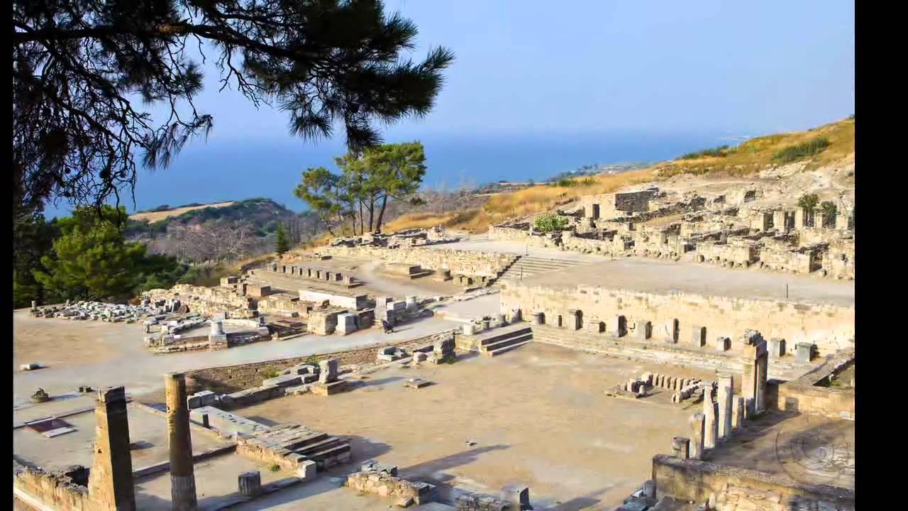 Храмы родоса