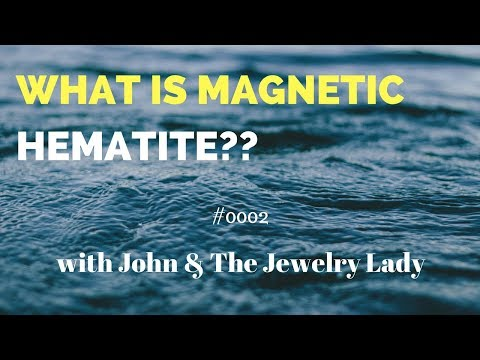 what-is-magnetic-hematite??-#0002