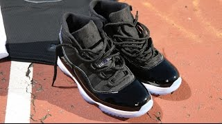 EARLY LOOK: AIR JORDAN 11 SPACE JAM!