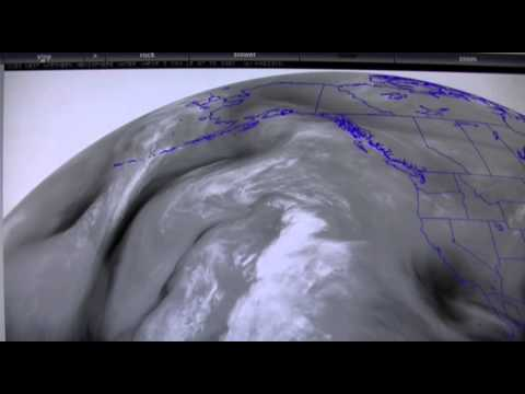 Extreme Cold in USA, Melting Arctic Methane, on 01 08 2015