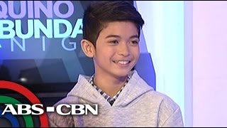 Ryan Bacalla, the kid sunshine of PBB 737