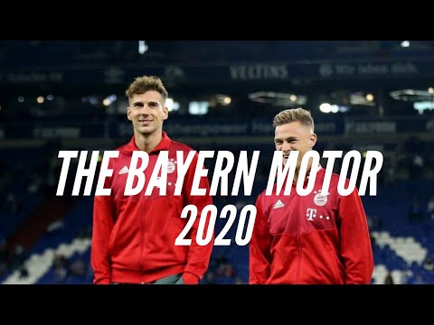 Joshua Kimmich & Leon Goretzka ● The Bayern Motor ● 2020   HD