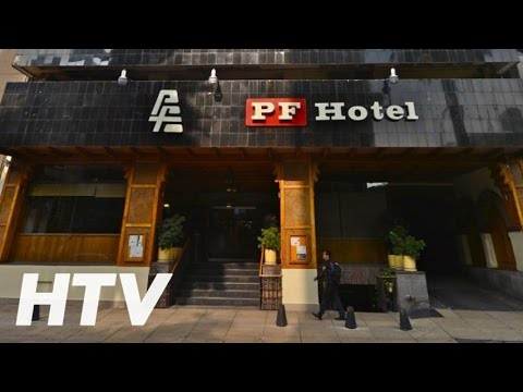Hotel PF En Ciudad De México