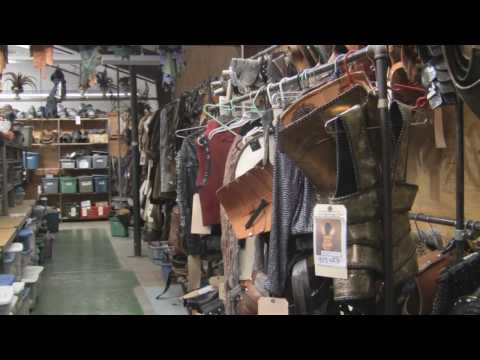 Costume Rental Shop behind the scenes2009