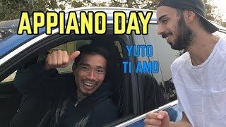 HO INCONTRATO NAGATOMO! | APPIANO DAY