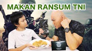 APA RASA RANSUM TNI ⁉️ 😅 with Deddy Corbuzier