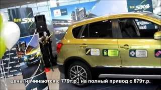 обзор Suzuki New SX4 2 поколения 2013-2014 (субтитры)(, 2013-12-14T16:59:09.000Z)