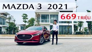 MAZDA 3 2020 DELUXE - 669 Triệu Được Trang Bị Những Gì?