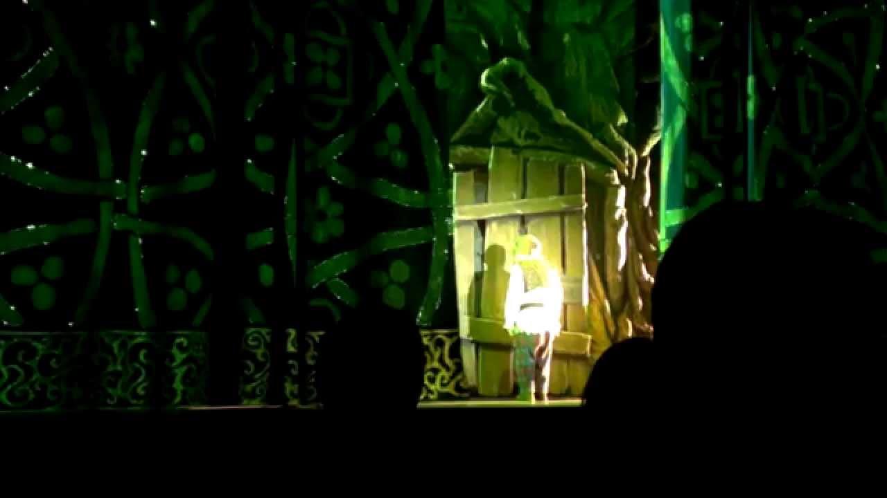 Shrek Musical Berlin