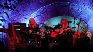 Rory Block & Cindy Cashdollar perform Mississippi Blues - Bethel Woods - October 29, 2016