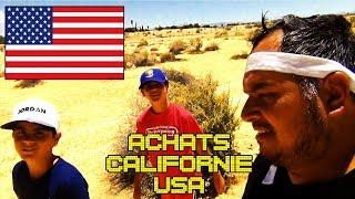 (EP81) Achats en Californie U.S.A - Boutiques rétro, Game Stop