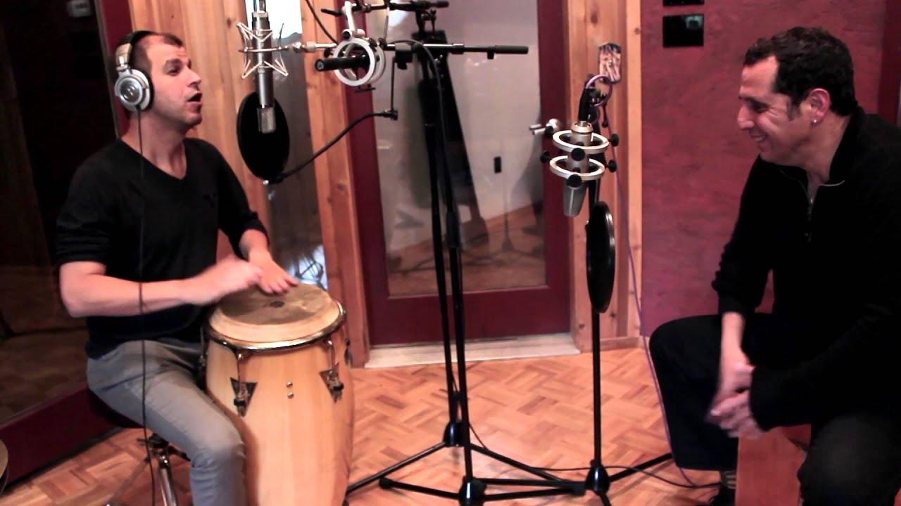 ALON & JOCA featuring Master woodwind player DAVE LIEBMAN
