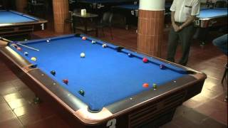 Billiards pool combo completo