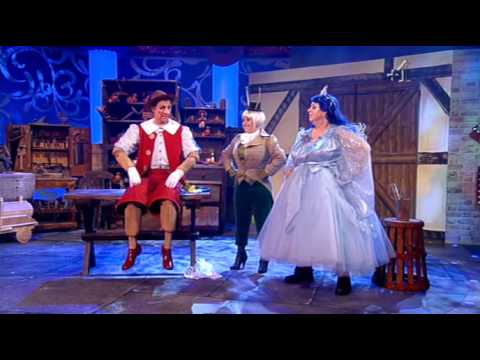 The Paul O'Grady   Christmas Pantomime  2008  Part 1 17122008