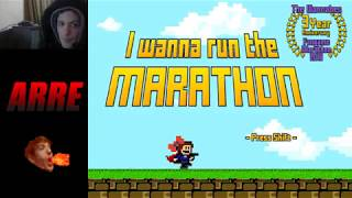 I wanna run the Marathon parte 2 - El cara de mina...