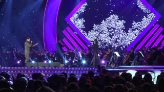 가수 최정철(일병)- 나미,  모자(母子)가 한 무대에서 노래