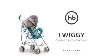 детские прогулочные коляски. видео. TWIGGY happy baby(, 2016-04-19T09:51:41.000Z)