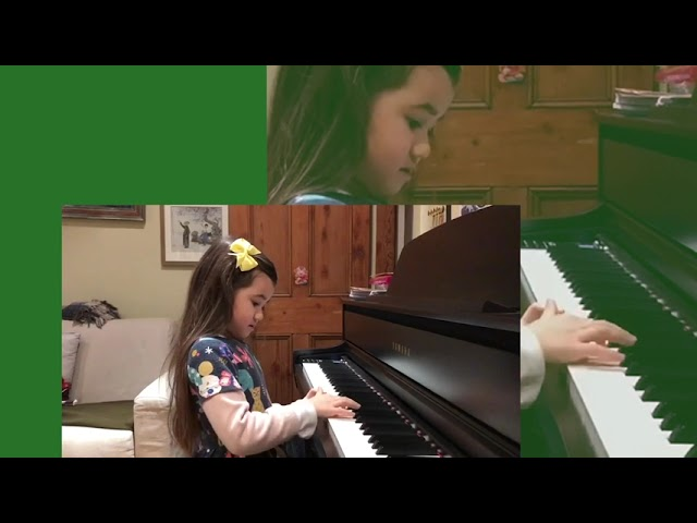 Locy Lee | Gong Xi | 恭喜恭喜 | Online Piano Lessons 2021