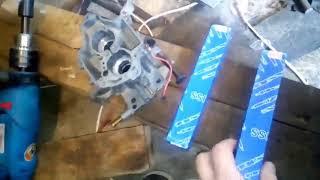 Расточка диффузоров карбюратора солекс