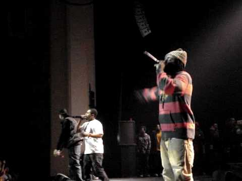 Wale & J. Cole-Beautiful Bliss at UNC *LIVE*
