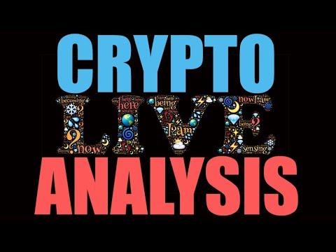 TCG LIVE Crypto Analysis 2/18/2018
