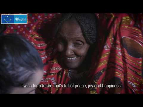 #whatfoodmeans: Belgian chef Frank Fol meets food aid beneficiaries in Ethiopia