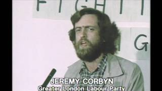 CORBYN ANGER AT LABOUR MPS ... IN 1981 - BBC Newsnight thumbnail