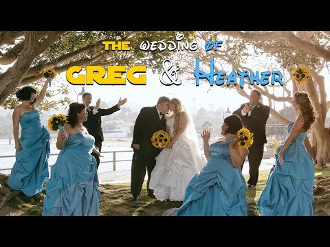 Greg + Heather Wedding Highlights Film at the Doubletree Hilton in San Pedro
