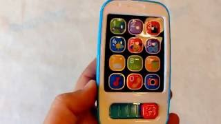 Smart Phone Telefono Fisher Price Jugueteria Baby Kingdom