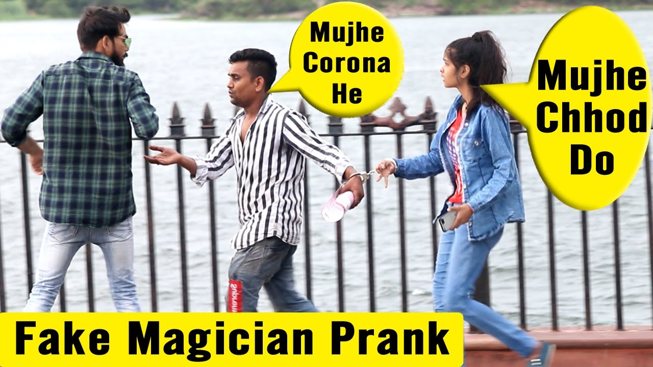 Fake Magician Prank FT. Zuber Khan | Prank Rush | Pranks in India