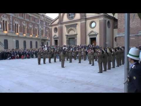 Flik flok bersaglieri di Legnano