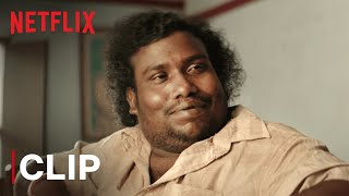Ajith Ah? Nesamani Ah? | Yogi Babu Picks His Name | Mandela | Tamil Film | Netflix India