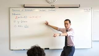Differentiating Simple Trigonometric Functions (examples)