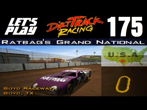 Let's Play Dirt Track Racing - Part 175 - Y12R23 - Boyd Raceway