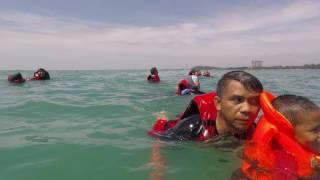 Скачать Panik Banana Boat Terbalik Di Laut PD