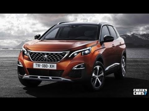 New 2017 PEUGEOT 3008 SUV Interior and Exterior