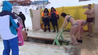 Нефтекамск- с.Н.-Берёзовка. Ледяная купель